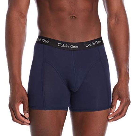 745581faea Calvin Klein Boxer Briefs NP1951 BLUE Medium  55. NWT